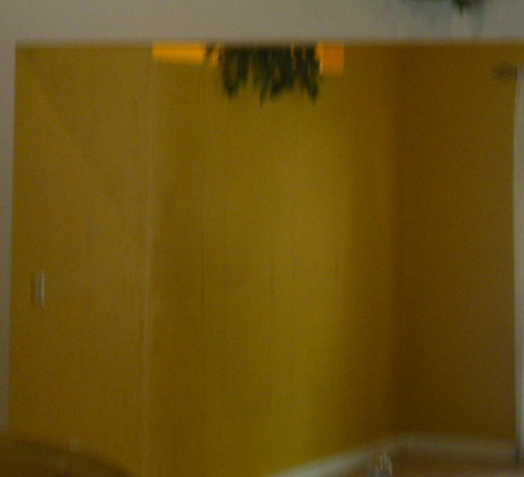 Before Remodeling of Hallway
